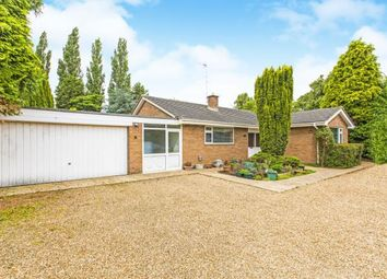 Thumbnail 3 bed bungalow for sale in High Street, Offord Cluny, St Neots, Cambridgeshire