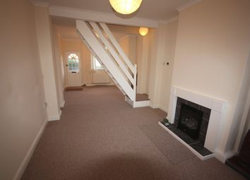 Thumbnail 2 bed terraced house to rent in The Bank, Scholar Green, Stoke-On-Trent