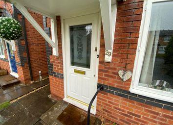 Thumbnail 2 bed end terrace house to rent in Woodall Av, Chester