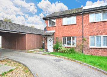 Thumbnail 3 bed end terrace house for sale in Woodwards, Broadfield