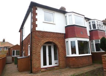 Thumbnail 3 bed semi-detached house for sale in Tunstall Grove, Hartlepool