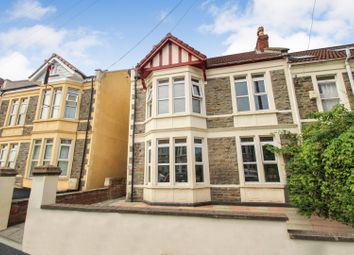 Thumbnail 4 bed semi-detached house for sale in Elmgrove Road, Fishponds