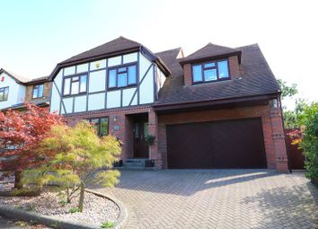 Thumbnail 5 bed detached house for sale in Thundersley Church Road, Benfleet