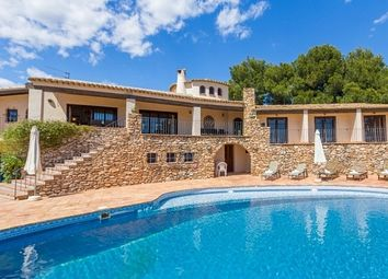 Thumbnail 4 bed villa for sale in 03710 Calp, Spain
