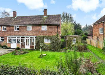 Thumbnail 3 bed semi-detached house for sale in Church Lane, Sarratt, Rickmansworth, Hertfordshire