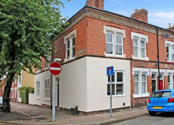 Thumbnail 2 bedroom terraced house for sale in West Avenue, Clarendon Park, Leicester