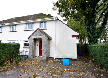 Thumbnail 2 bed flat for sale in Wimborne Crescent, Sully, Penarth