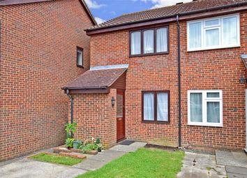 Thumbnail 2 bed end terrace house for sale in Alder Close, Southborough, Tunbridge Wells, Kent