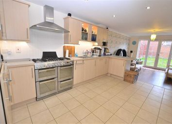 Thumbnail 3 bed town house for sale in Mendip Way, Great Ashby, Stevenage, Herts