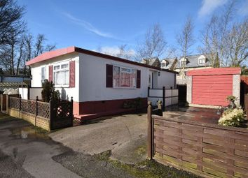 Thumbnail 3 bed mobile/park home for sale in Manor House, Flockton, Wakefield