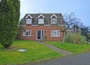 Thumbnail 4 bed detached house for sale in Louisa Ward Close, Marton, Rugby, Warwickshire