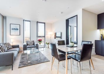 Thumbnail 2 bed flat to rent in The Waterman, 5 Tidemill Square, North Greenwich, London