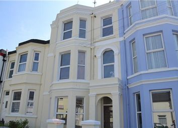 Thumbnail 1 bed flat to rent in Flat, 100 Ashburnham Road, Hastings, East Sussex