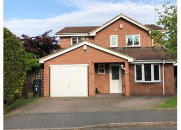 Thumbnail 4 bed detached house to rent in Daytona Drive, Coventry