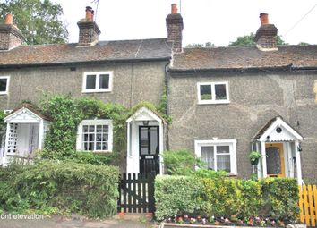 Thumbnail 2 bed terraced house to rent in Carters Cottages, Redhill