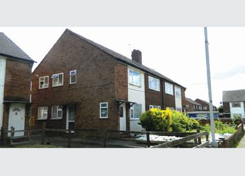 Thumbnail 2 bed flat for sale in Larch Crescent, Yeading, Hayes