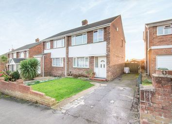 Thumbnail 3 bed semi-detached house to rent in Alfriston Gardens, Southampton