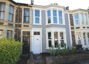 Thumbnail 3 bed terraced house for sale in Queens Road, St. George, Bristol