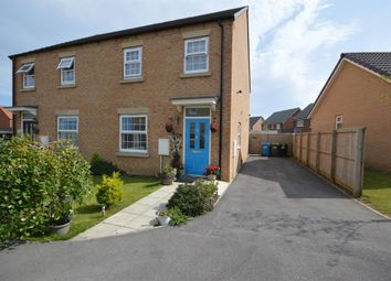 Thumbnail 3 bed semi-detached house for sale in Green Meadows Drive, Filey