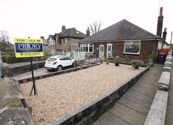 Thumbnail 2 bed semi-detached bungalow for sale in Tunstall Road, Knypersley, Biddulph
