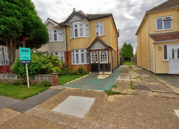 Thumbnail 3 bed semi-detached house for sale in Glebe Road, Rainham