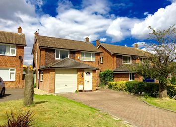 Thumbnail 4 bed detached house for sale in Icknield Close, Didcot