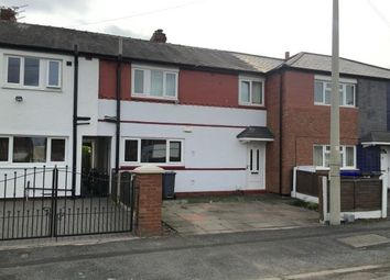 Thumbnail 3 bedroom terraced house to rent in Golbourne Avenue, Withington