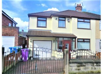 Thumbnail 4 bed semi-detached house for sale in Linkside Road, Liverpool