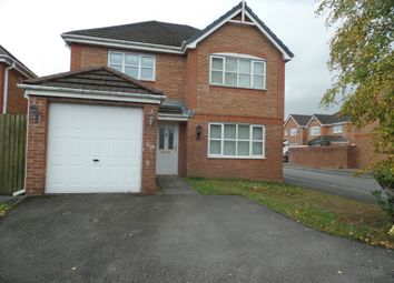 Thumbnail 4 bed detached house to rent in Dan Y Parc View, Bradley Gardens