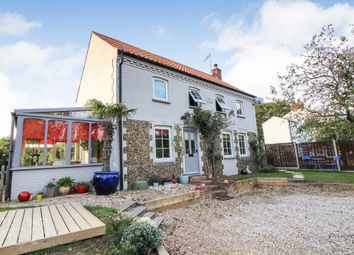 Thumbnail 3 bed cottage for sale in Frostenden Corner, Frostenden, Beccles