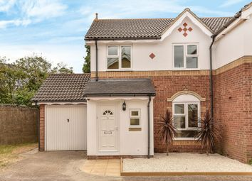 Thumbnail 3 bed semi-detached house to rent in Hadleigh Close, Wimbledon