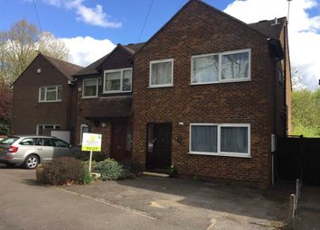 Thumbnail 4 bedroom semi-detached house to rent in Kingston Road, Gidea Park, Romford