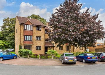 Thumbnail 1 bedroom flat to rent in Westbury Close, Whyteleafe, Surrey