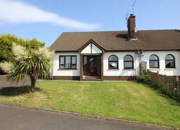 Thumbnail 4 bed bungalow for sale in Copperwood Way, Carrickfergus