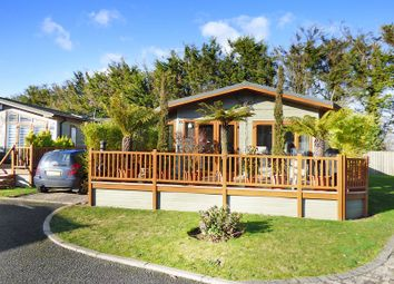 Thumbnail 2 bed mobile/park home for sale in Yapton Road, Climping, Littlehampton