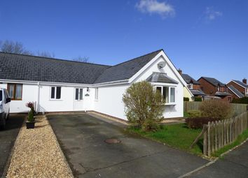 Thumbnail 2 bed bungalow for sale in Tudor Gardens, Merlins Bridge, Haverfordwest