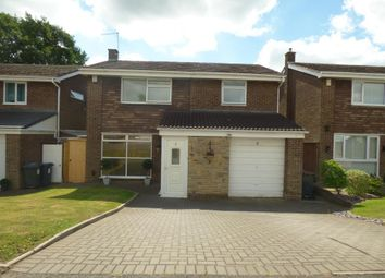Thumbnail 4 bedroom detached house for sale in Duncombe Grove, Harborne, Birmingham