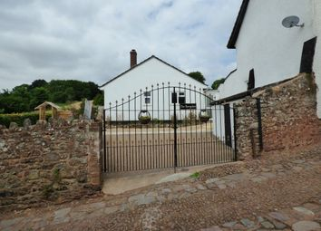 Thumbnail 3 bed bungalow to rent in Peter Street, Bradninch, Exeter