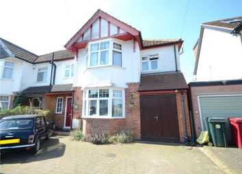 Thumbnail 4 bedroom semi-detached house for sale in Buxton Avenue, Caversham, Reading