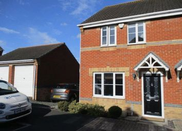 Thumbnail 3 bed semi-detached house to rent in Carrside Mews, Blyth