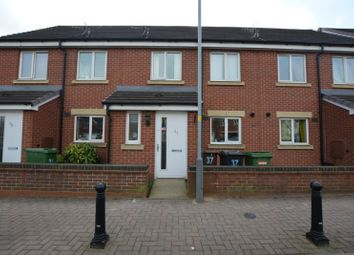 Thumbnail 3 bedroom terraced house to rent in Greenock Crescent, Monmore Grange, Wolverhampton