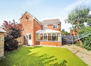 Thumbnail 4 bedroom detached house for sale in Tracy Close, Swindon