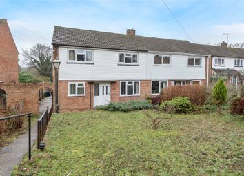 Thumbnail 4 bed semi-detached house for sale in Middlemoor Road, Frimley, Camberley, Surrey