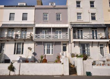 Thumbnail 1 bed flat to rent in Wellington Terrace, The Esplanade, Sandgate, Folkestone