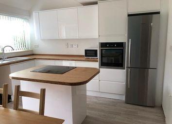 Thumbnail 3 bedroom end terrace house to rent in Langcliffe Drive, Heelands, Milton Keynes