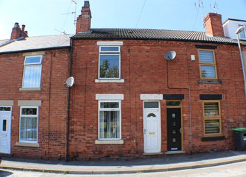 Thumbnail 2 bed terraced house for sale in Occupation Road, Hucknall, Nottingham