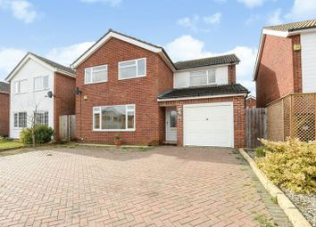 Thumbnail 5 bedroom detached house for sale in Rookery Close, Shippon, Abingdon