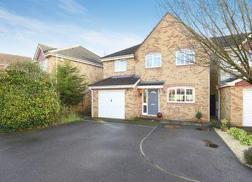Thumbnail 4 bedroom detached house for sale in Wentworth Crescent, Beggarwood, Basingstoke