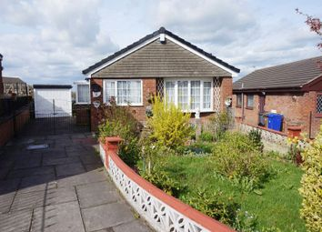 Thumbnail 3 bedroom detached bungalow for sale in Gawsworth Close, Adderley Green, Stoke-On-Trent, Staffordshire