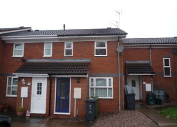 Thumbnail 2 bed town house to rent in Ashdale Close, Huntington, Cannock